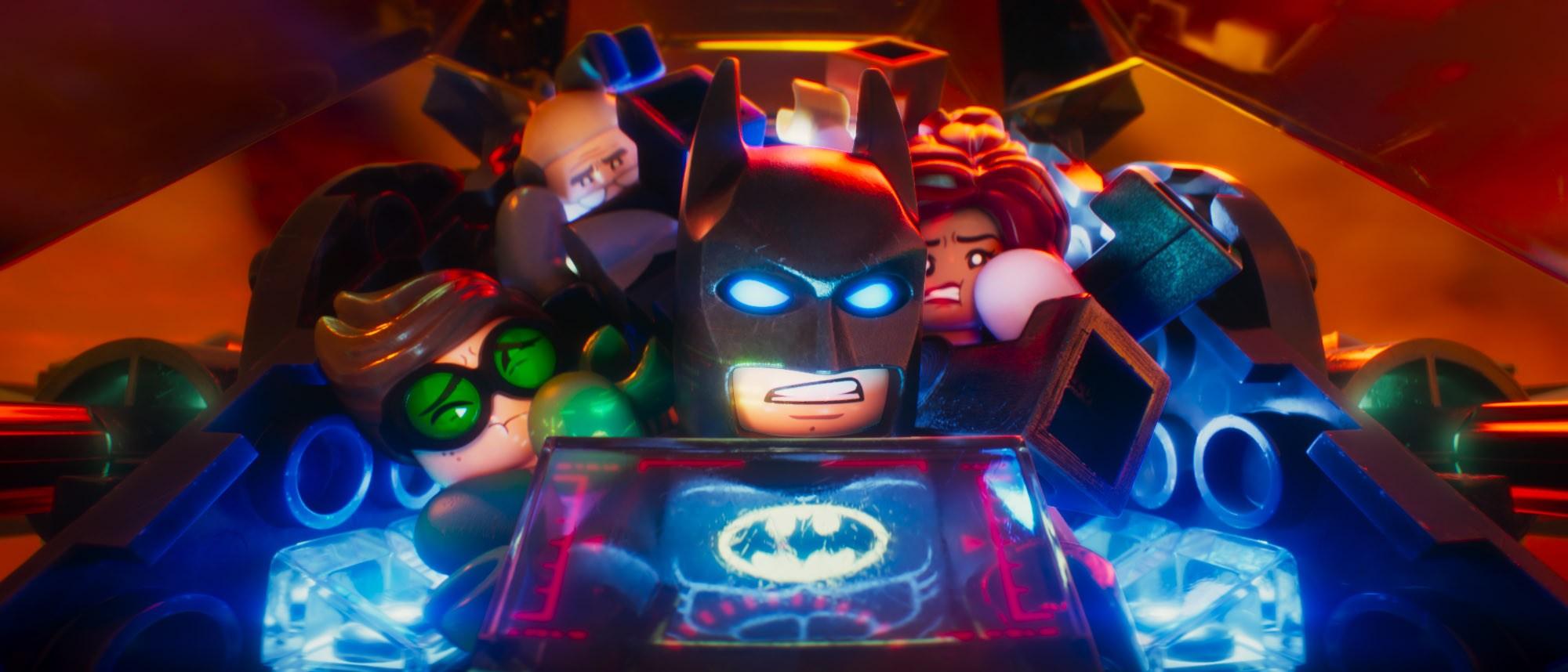 Lego Batman Filmi İncelemesi: Kara Şövalyeden Bu Yana En İyi Batman Filmi 7