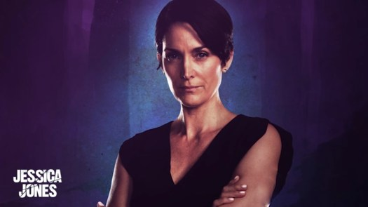 Carrie-Anne Moss Jessica Jones