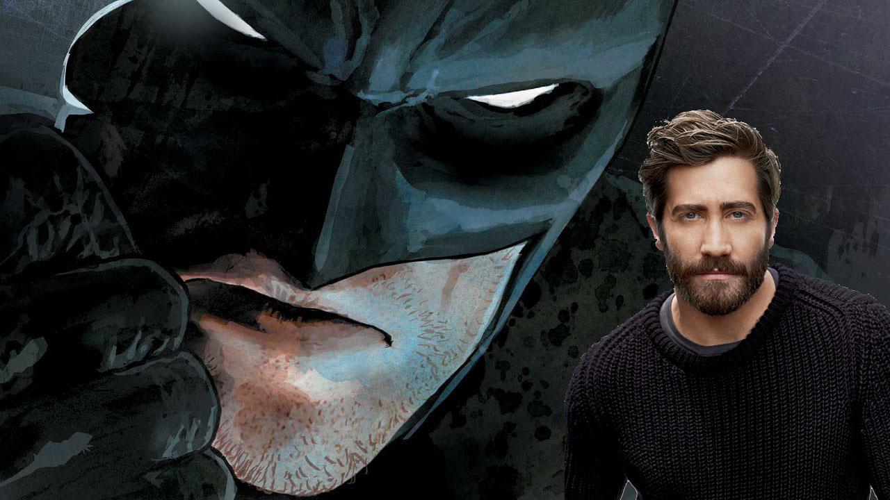 Jake Gyllenhaal, Batman'i Mi Canlandıracak? 4