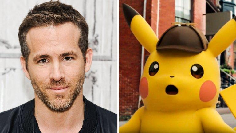 Ryan Reynold ve Dedektif Pikachu