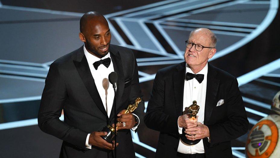 Artık Kobe Bryant'ın da Bir Oscar'ı Var 8
