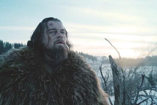 Leonardo DiCaprio Oscar The Revenant