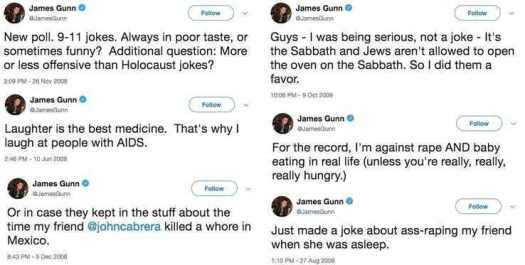 James-Gunn-offensive-tweets
