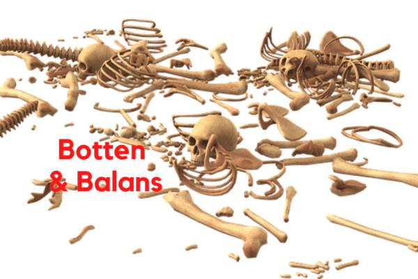 Botten en balans