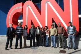 ABŞ, Corciya, Atlanta, CNN Center