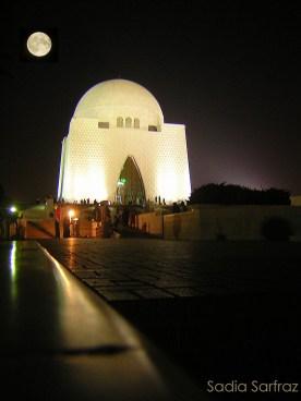 Quaid Tomb Karachi