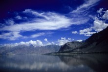 Another view of Skardu lake