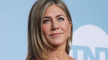Jennifer Aniston, il momento migliore di Friends? Quello con Brad Pitt