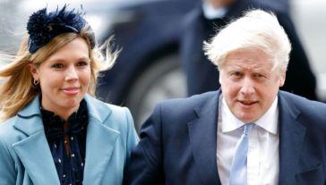 Boris Johnson e Carrie Symonds si sono sposati in segreto a Westminster