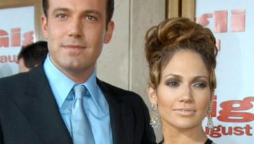 Jennifer Lopez su Ben Affleck: perché si sono lasciati (la prima volta)