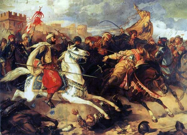 Pertempuran Konstantinopel