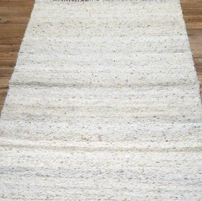 Pie de cama en lana virgen