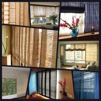 Telas par cortina