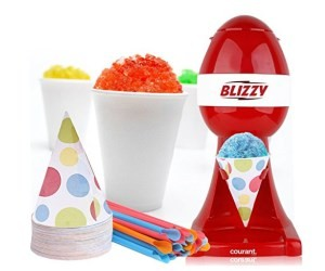BLIZZY Snow Cone Maker Set