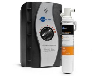 InSinkErator HWT-F1000S Hot-Water Tank and Filtration System