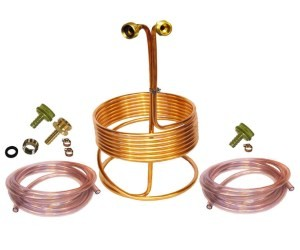 HomeBrewStuff 25′ Copper Immersion Wort Chiller