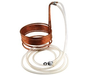 NY Brew Supply Homebrew Immersion Wort Chiller