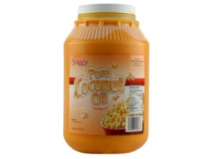 Snappy Popcorn Colored Coconut Oil Review