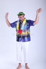 3859. Гавайский мальчик