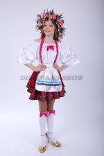 4165. Немецкий для девочки с веночком