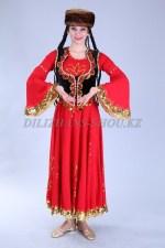 2155 уйгурский национальный костюм женский