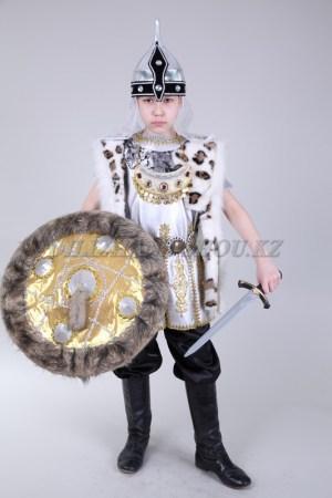 Казахские детские национальные костюмы