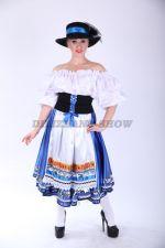 3992. Баварочка. Немецкий женский костюм.