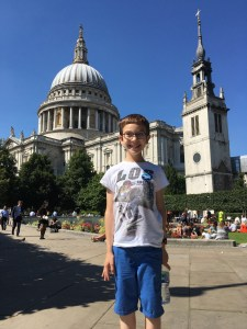 St. Pauls Cathedrals.