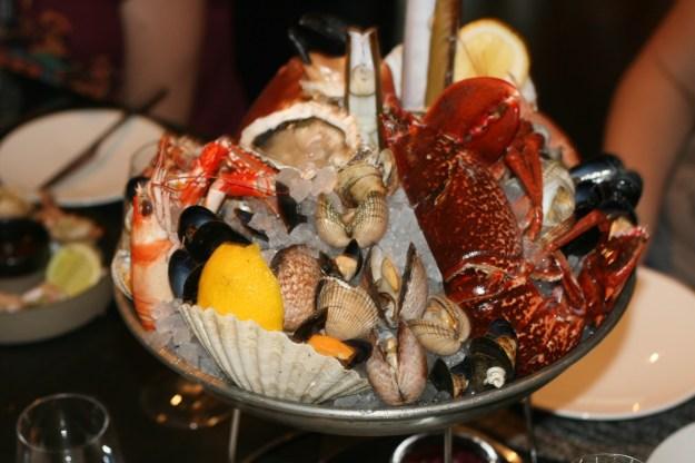 ondine seafish platter