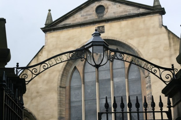 Greyfriars church
