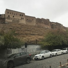 The Citadel, on UNESCO's World Heritage list since 2014...is 8,000 years old.