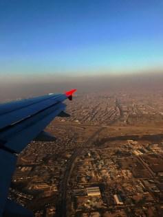 Over Erbil, Kurdistan