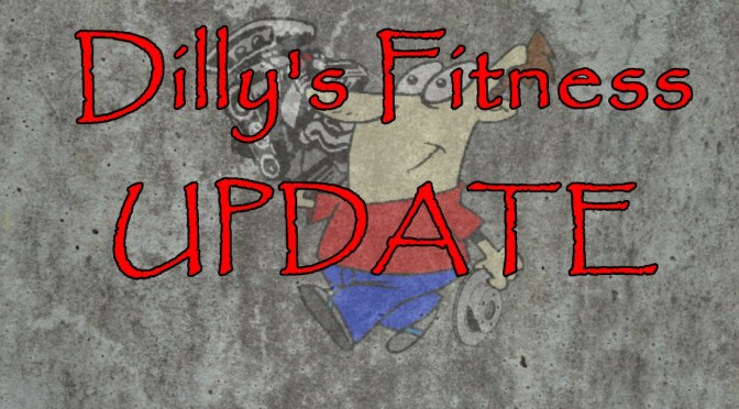 MM WEEK 8 FITNESS UPDATE