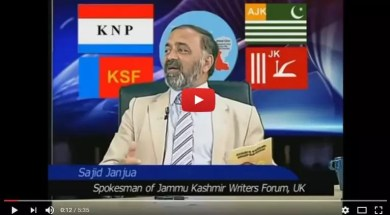 Pakistani say India should keep Kashmir safe from Pakistan