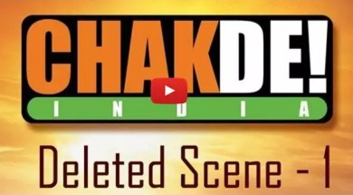 chak de india deleted scene