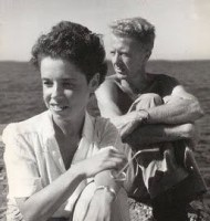 Jane and Paul Bowles