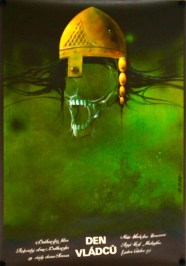 day-of-the-rulers-czech-film-poster-1986-denyat-na-vladetelite-vlach-art-skull-in-helmet-5095-p