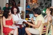 Ελένη Κεχαγιόγλου, Ρούλα Καλαρά, Μαργαρίτα Ζαχαριάδου, Εύη Τσακνιά | Photo: Δημήτρης Χωριανόπουλος / www.chiaroscuro.gr