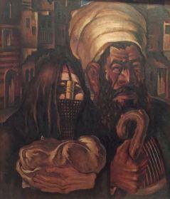 Ramses Younan, La Famille, 1938