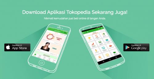 Buka Toko Online Gratis dan Mudah dengan Tokopedia