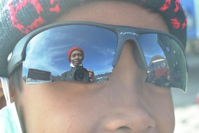 Selfie gan ;) #abaikan
