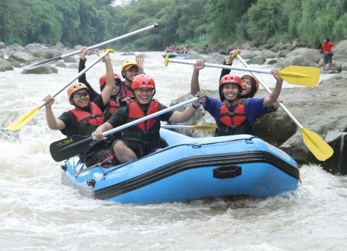 Arung Jeram Progo Rafting