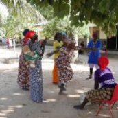 Kanyalengg Vrouwen Groepen in West Afrika