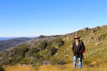 Top Of Chairlift To Kosciuszko Walk (NSW)