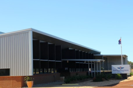 Charleville - RFDS Visitor Centre (Qld)