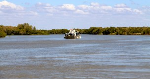Burketown - Boat Ramp Area (Qld)