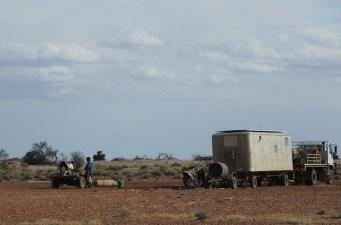 Anna Creek Station - Mustering Camp (SA)