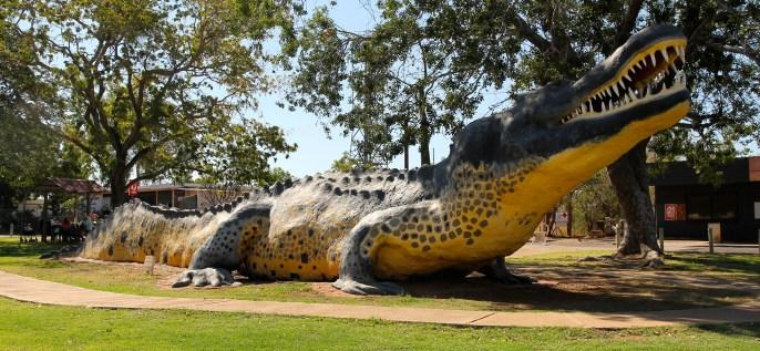 Wyndham - The Big Crocodile (WA)