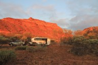 Temple Gorge Campground, Kennedy Range National Park (WA)