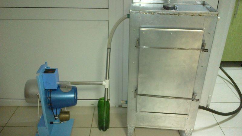 Дымогенератор для коптильни горячего копчения своими руками 484